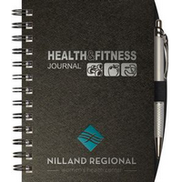 custom health journal