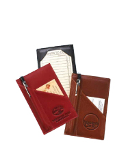 Business Deluxe Leather Jotter
