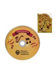 Holiday Memory CD and Card