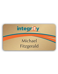 Full-Color Name Badge