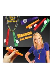 Kazoo Medallion with Hook
