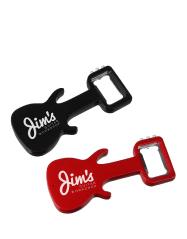 Guitar-Shaped Bottle Opener