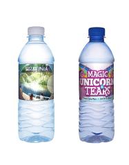 16.9 oz Custom Bottled Water
