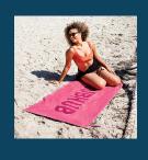 Quick Dry Sand Proof Beach Towel