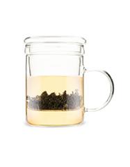 Blake Glass Tea Infuser Mug