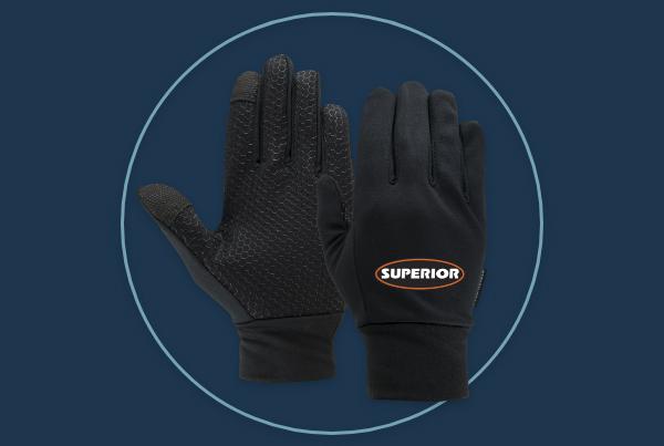 Touchscreen activity gloves
